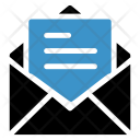 Mail Openenvelope Openmail Icon