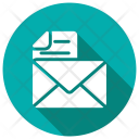 Mail Check Email Icon