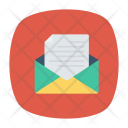 Mail Open Email Icon