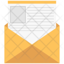 Mail Application Letter Icon
