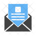 Mail Read Icon