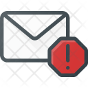Mail Envelope Message Icon