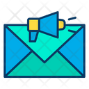 Mail Ads Digital Marketing Email Icon