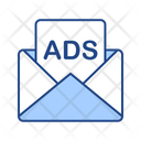 Mail Advertising Icon