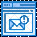 Mail Alert Icon