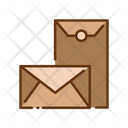 Mail And Envelope Envelope Letter Icon