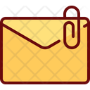 Attachment Mail Attached Email Letter Icon