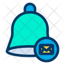 Mail Bell Icon