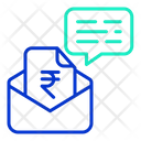 Mail Bill Icon