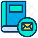 Mail Book Icon