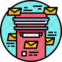 Mail Box Post Box Post Icon