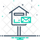 Mail Box Mail Pobox Icon