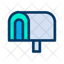 Mail Post Box Post Icon