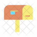 Imail Box Mail Box Post Box Icon