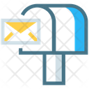 Email Mail Mailbox Icon