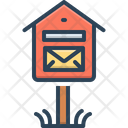 Mail Box Mail Box Icon