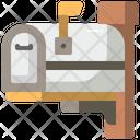 Mail Box Mail Post Box Icon