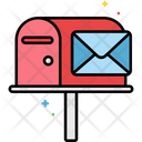Mail Box Letter Box Mailbox Icon