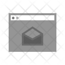 Mail browser Icon