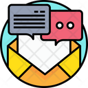 Mail Chat Icon