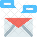 M Mail Communication Mail Communication Email Communication Icon