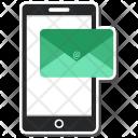 Mail communication Icon