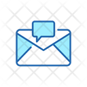 Mail customer support Icon