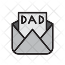 Mail Dad Icon