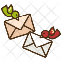 Mail Delivery Envelope Icon
