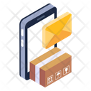 Delivery Post Mail Logistic Mail Delivery Icon