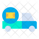 Mail Delivery Icon
