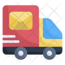 Mail Delivery Truck Delivery Transportation Icon