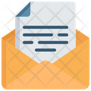Mail Document Icon
