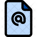 Mail Document Mail File Mail Icon