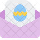 Mail Easter Icon