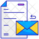 Message Feedback Mail Icon