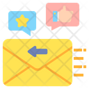 Mail Feedback Icon