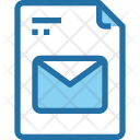 Email File Document Icon