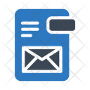 Email Inbox File Icon