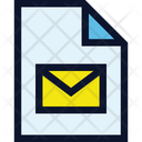 File Document Mail Icon