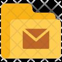 Mail Folder Data Icon
