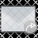 Mail Forward Icon
