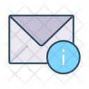 Mail Info Info Email Icon