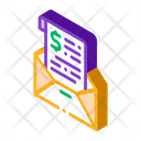 Business Cash Currency Icon