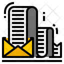 Mail List Icon