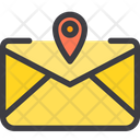 Mail Loation Icon