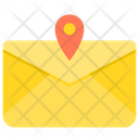 Location Mail Loation Navigate Email Icon