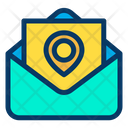 Mail Location Icon