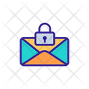 Mail Locked Icon