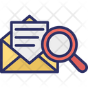 Mail lookup Icon